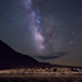 Milky Way at Badwater - Explored Aug 2016 by Justin Cameron