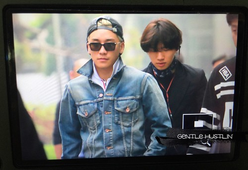 Big Bang - KBS Music Bank - 15may2015 - Seung Ri - GentleHustlin - 02