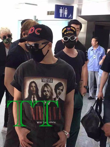 Big Bang - Dalian Airport - 26jun2015 - TT - 04