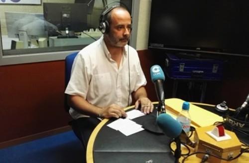 Pere Cardona en Programa radio