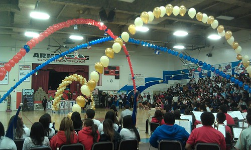 Homecoming Rally 2012 by dhyamato