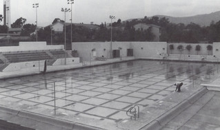 The Henry F. Haldeman Pool was dedicated before the 1991 opening swim meet with Amherst on November 24, 1991.