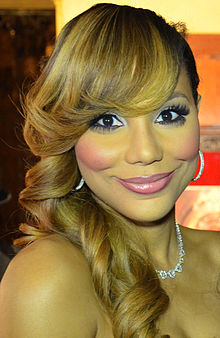 Tamar Vince Braxton Braxtons makeup make up