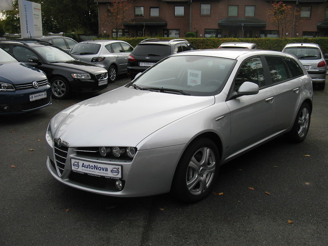 Alfa Romeo 159 SW 2.4