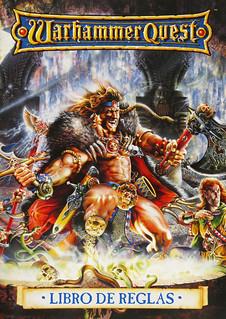 Libro Reglas Warhammer Quest Juego Básico 8164397391_55efcc11d8_n