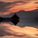 Crannog Loch Tay by angus clyne