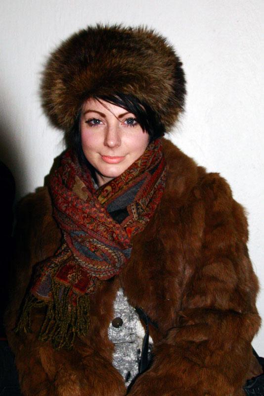 furhatfurcoat street style, street fashion, women, Reykjavik, iceland airwaves12, Quick Shots