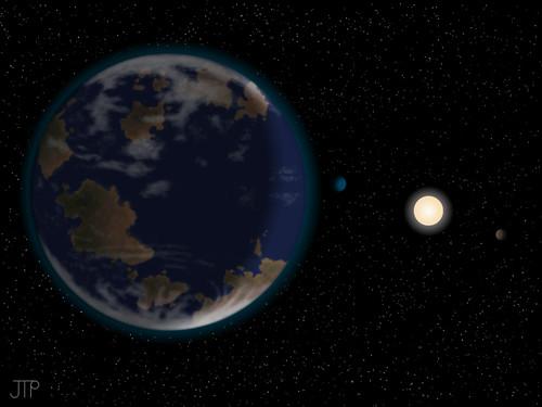 Super Terra HD40307g