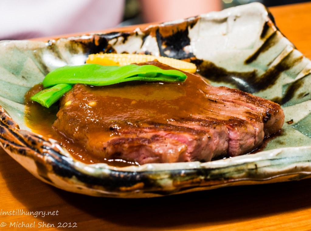 Azuma Chifley wagyu steak