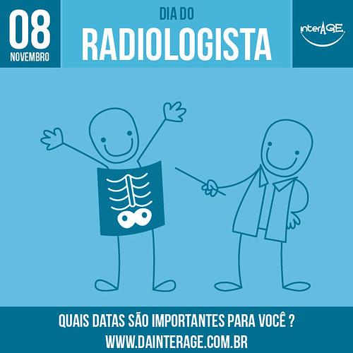 08 de novembro: Dia do Radiologista by InterAGE
