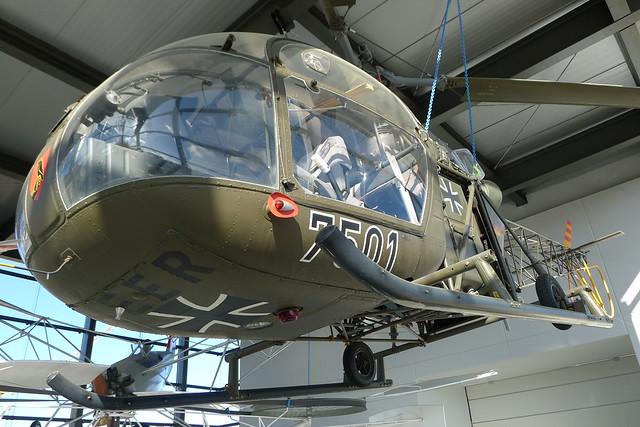 SE 3130 Alouette II