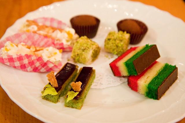 Cookie plate, Torrisi