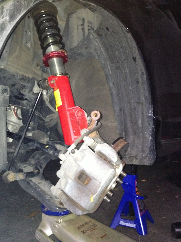 Coilover Install Help! - Unofficial Honda FIT Forums