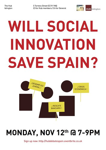 Hub Islington Spanish_Innovation