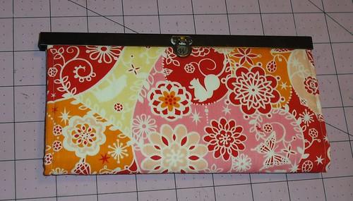 frame wallet