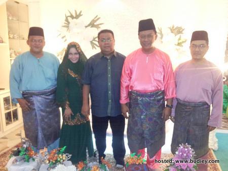 Gambar Bakal Suami & Tunang Anne Sumali