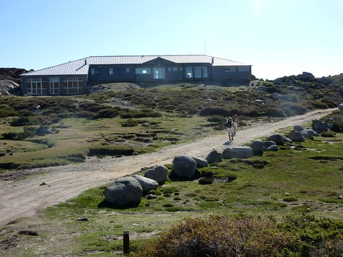 Centre de ski de fond désaffecté de Quenza - Bucchinera