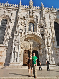 Jeronimos Monastery Entrance