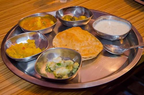 Indian Thali Set