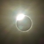 Eclipse Total de Sol, Palm Cove, Queensland, Australia