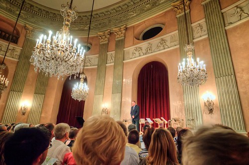 Mozart/Strauss at the Palais Ausberg