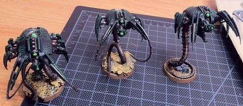 Finished Wraiths