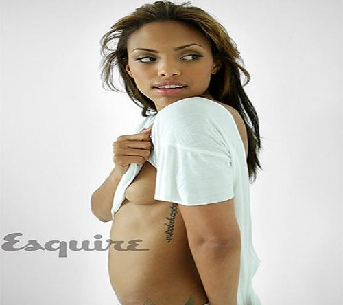 Jaime Lee Kirchner Esquire Topless