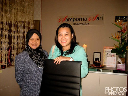 Spa @ Samporna Sari, KD