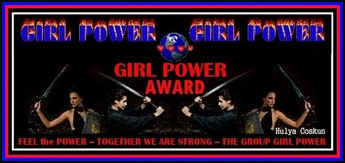 GIRL POWER made by Hulya I Coskun
