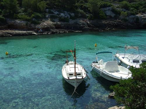 Cala Blanes / Menorca