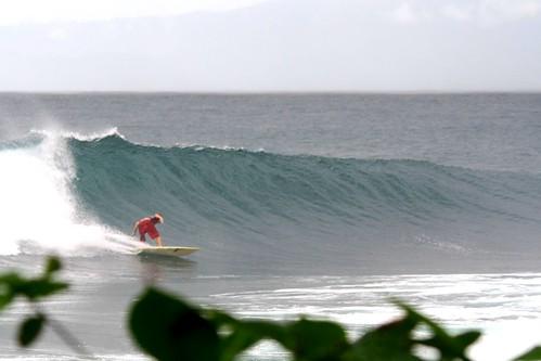 Surfing Ayoke Island, Surigao Del Sur