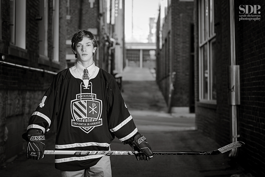 Kansas City crossroads senior photos