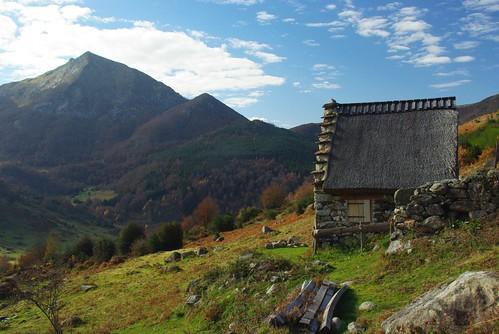 cabane orry pyrénées pirineos ariège leport couserans lamarda