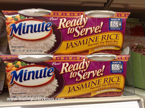 Minute Ready to Serve Jasmine Rice