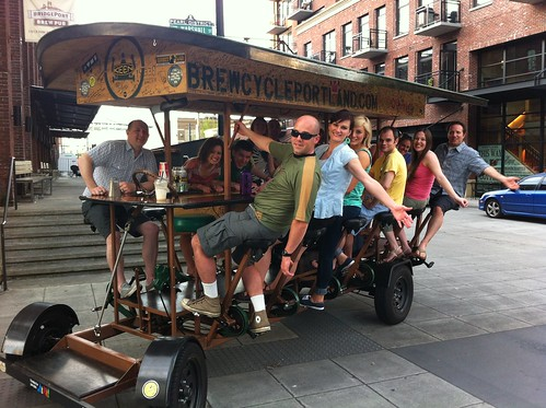 The Amazing Brewcycle Race