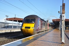 Renumbered Class 43's