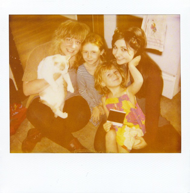 polaroid - Lucky family