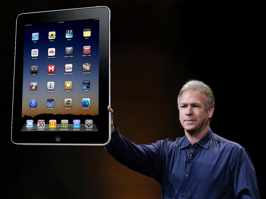 iPad Maxi Announcement