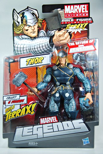 Marvel Legends Terrax Series: Thor