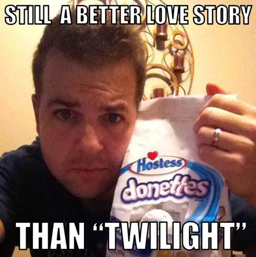 Twinkies - Hostess Donettes - Twilight