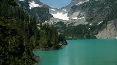 West Cady Ridge, Blanca Lake 8/18/12-8/19/12
