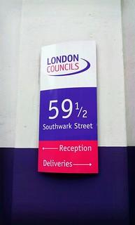 59 1/2 Southwark Street