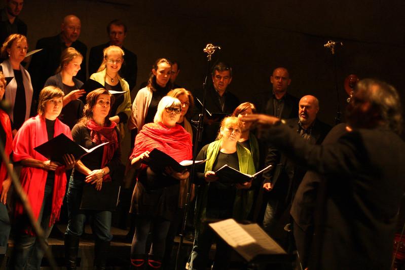 Žilinský miešaný zbor a PaCoRa trio