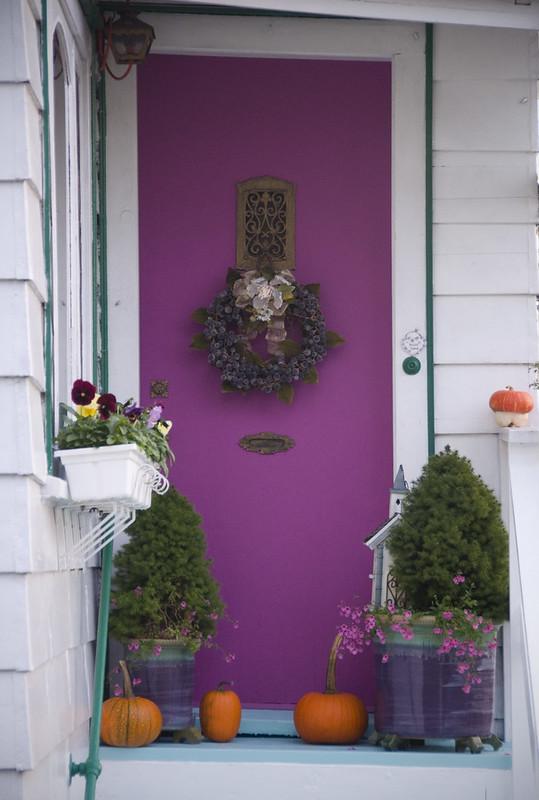 autumn stoop