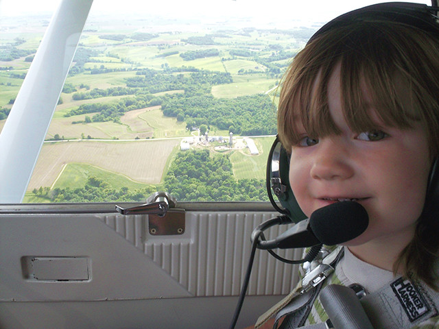 2012 - Kids in Aviation