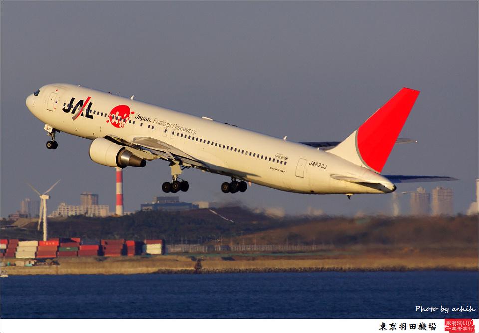 Japan Airlines - JAL / JA623J / Tokyo - Haneda International