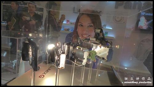 Julie Woon with Panasonic Lumix G5