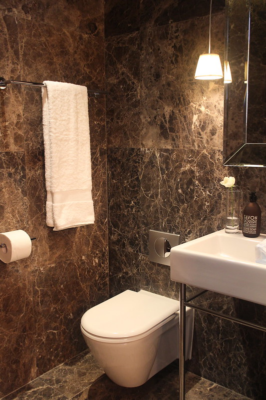 Philippe Starck bathrooms