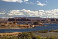 Lake Powell from Bullfrog, Utah