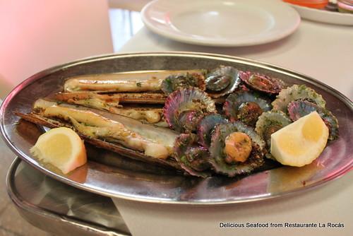 Seafood at Tajao